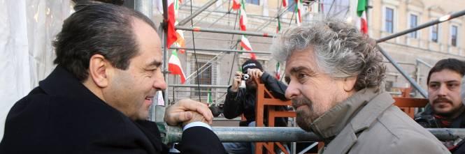 """""""Grillo adesso non lo vuole ma Tonino gli pagava il sito"""""""