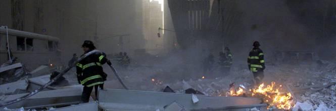 11 settembre 2001 - L'attacco alle Torri gemelle 1