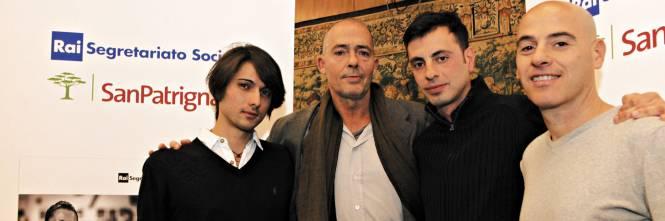 853c8dd1c01 A presentarlo a Roma nella Sala degli Arazzi di viale Mazzini sono gli  stessi protagonisti della storia  ragazzi in percorso che hanno attivamente  ...