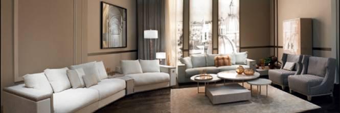 E il lusso artigianale di fendi va alla conquista degli for Arredamento case di lusso interior design