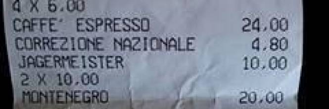 Polemica sul web a venezia 4 caff e 3 amari costano pi for Ristorante amo venezia