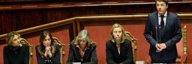 Il parlamento chiede il governo non risponde for Presenze parlamento