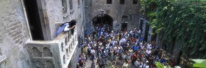 Verona e il muro di \