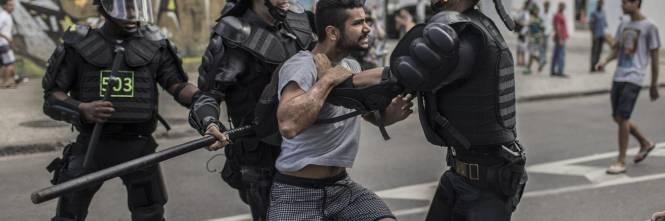 Risultati immagini per violenza in brasile