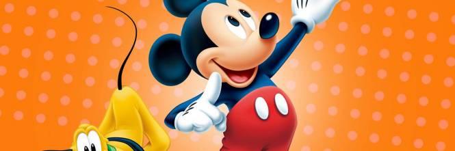 Perché topolino e gli altri personaggi dei cartoni indossano