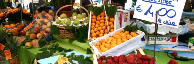 Frutta e verdura motore dell 39 agroalimentare italiano for Mercato frutta e verdura milano