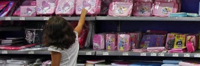 doppio coupon colore n brillante miglior sito web Stangata di inizio scuola: ogni famiglia spenderà in media ...