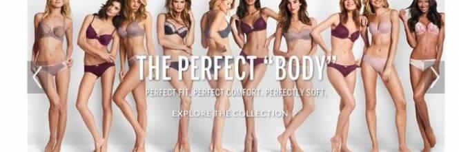 38 taglia perfetta: bufera contro Victoria's Secret 1
