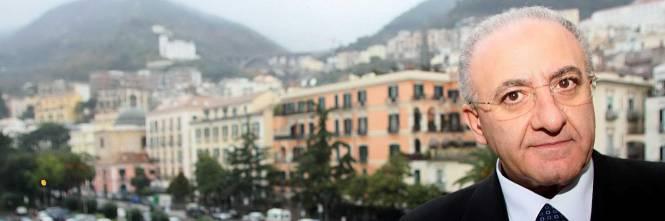 Campania, de luca a rischio: se vince sarà subito sospeso ...