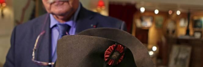 Il bicorno di Napoleone e quei cappelli che hanno fatto la storia 410aa5490e63