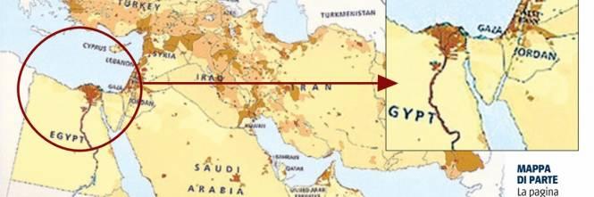 Geografica Cartina Fisica Israele.Scandalo Negli Usa Esce Un Atlante Senza Israele Ilgiornale It