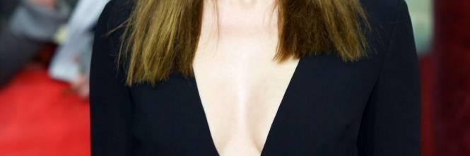 La sexy Dakota Johnson alla premier di 50 sfumature di grigio 1