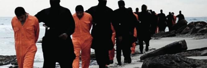 Libia, jihadisti dell'Isis decapitano i cristiani copti  1