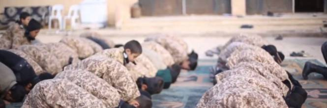 I baby jihadisti del Califfato 1