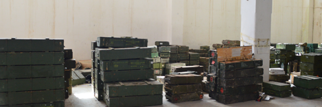 Il quartier generale di Harakat Hazm 2