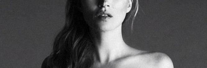 Kate Moss senza veli su Instagram 1