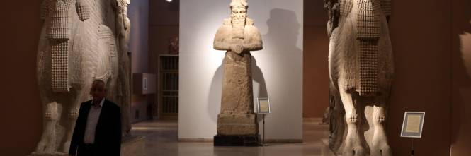L'antica città assira di Nimrud 1