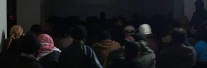 L'Isis proietta al cinema le esecuzioni 1