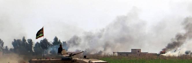 L'offensiva per il controllo di Tikrit 1