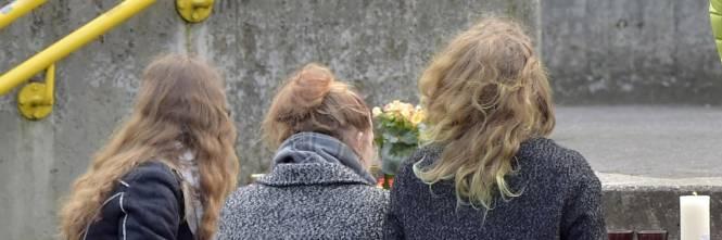 Germania, il dolore per le vittime dello schianto 3