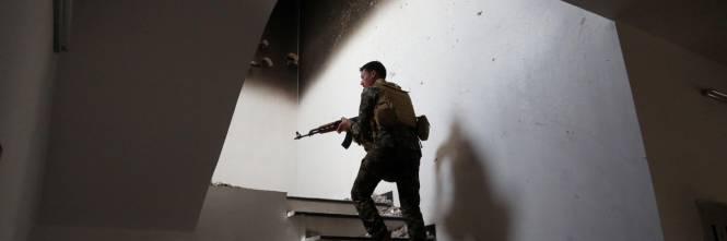 I combattimenti per Tikrit 1