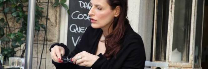 Simona Borioni, ex fidanzata di Rosalinda Celentano super sexy a Roma 1
