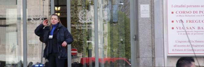 Milano, sparatoria al tribunale 1