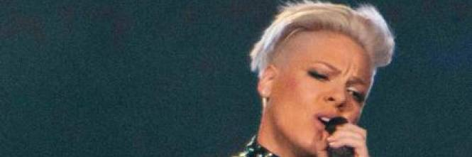 Pink risponde alle critiche sul suo peso 1