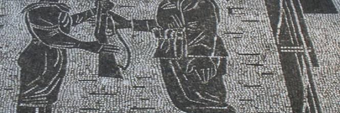 Foro Italico, Stadio dei Marmi: ecco i mosaici dedicati al Duce 1