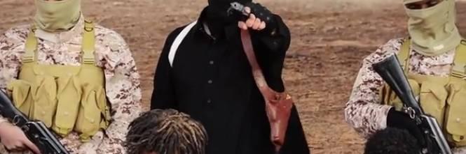 Così l'Isis massacra i cristiani 1