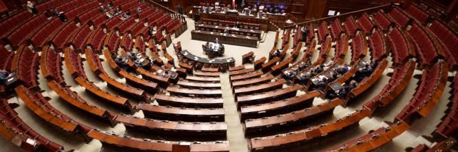 Lo Porto, la Camera dei Deputati deserta 1