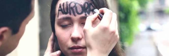 Aurora Ramazzotti fa l'attrice e debutta in un corto 1