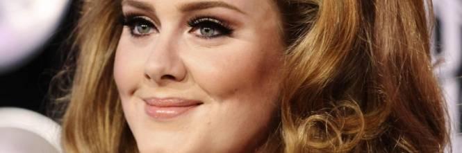 La cantante Adele, le foto 1