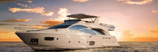 La capitale degli yacht in crisi solo i super ricchi for Piani di lusso di una sola storia