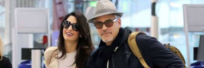 George Clooney svela la romantica proposta fatta ad Amal 1