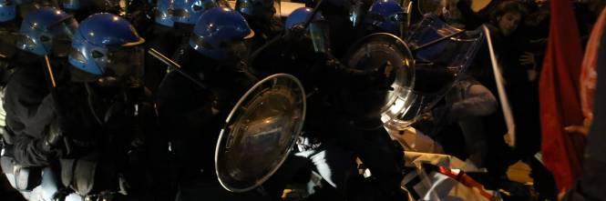 Segrate, Salvini attaccato dagli antagonisti 1