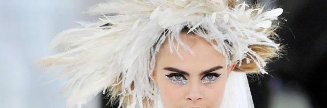 Cara Delevigne, gli occhi più belli della moda 1