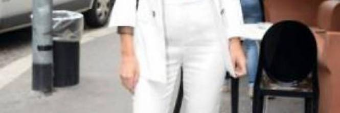 Cecilia Rodriguez, look super sexy alla sfilata 1
