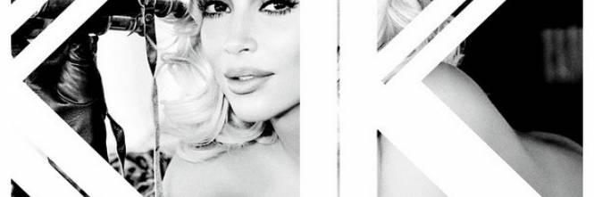 Kim Kardashian come Marilyn Monroe su Instagram 1