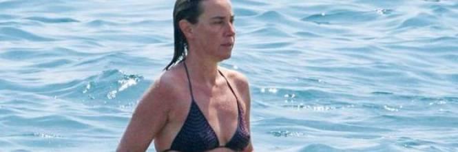 La Mogherini al mare mentre la Grecia votava 1