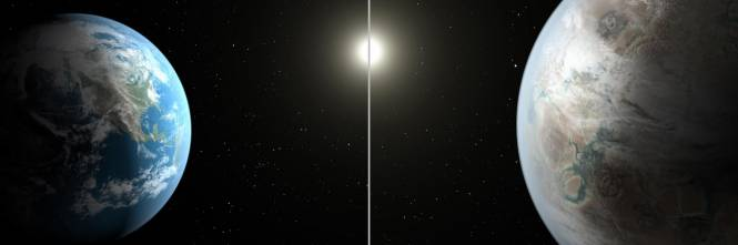"""Kepler 452b, il pianeta """"gemello"""" della Terra 1"""