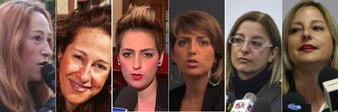 Metamorfosi a 5 stelle in politica da ribelli ora tutte for Parlamentari donne del pd
