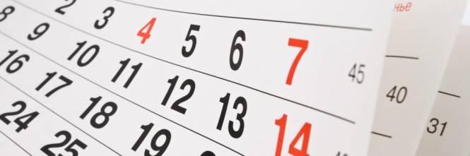 Calendario Giorno.Che Giorno E Oggi La Ricerca Scientifica Spiega L Amnesia
