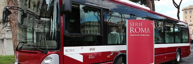 Atac allo sbando chieder i bus in prestito al nord for Roma mobile atac