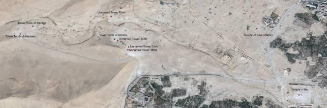 L'Isis prosegue nella distruzione di Palmira 1