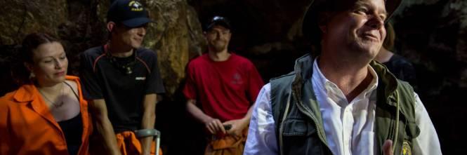 I resti dell'Homo Naledi, nuova specie umana 1