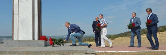 Il Cav da Putin 1