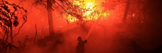 California divorata dalle fiamme. 400 case distrutte 1