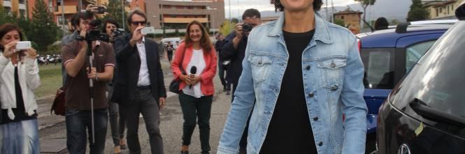 Agnese Renzi va a scuola 1