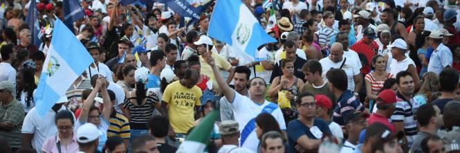 La Messa in Plaza de la Revolucion 1